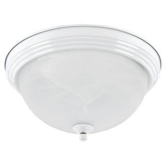 Sea Gull Lighting 79178BLE-15 Three-Light Fluorescent Ceiling
