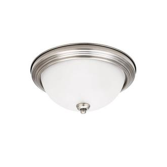 Sea Gull Lighting 79364BLE-965 Two Light Flush Mount