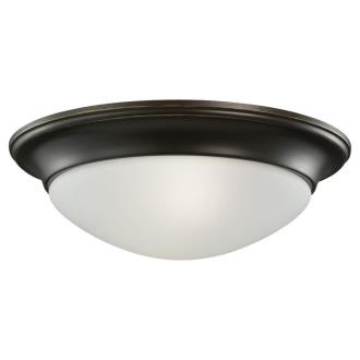 Sea Gull Lighting 79435BLE Nash - Two Light Flush Fixture