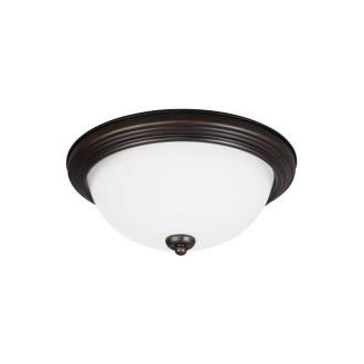 Sea Gull Lighting 79464BLE-710 Two Light Flush Mount