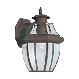 Sea Gull Lighting 8038-71 One Light Outdoor