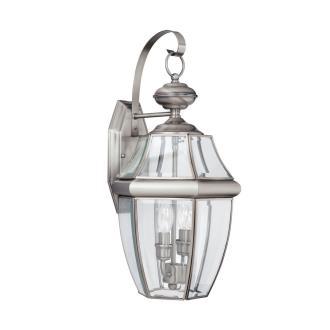 Sea Gull Lighting 8039-965 Lancaster - Two Light Wall Lantern