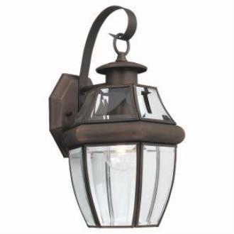 Sea Gull Lighting 8067-71 One Light Outdoor Wall Fixture