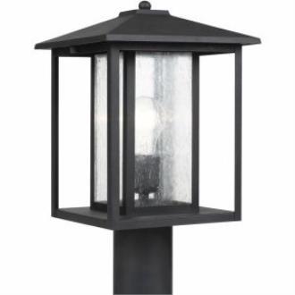 Sea Gull Lighting 82027-12 Hunnington - One Light Outdoor Post Lantern