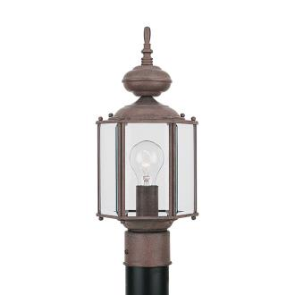 Sea Gull Lighting 8209-26 One Light Outdoor Post Fixture