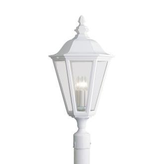 Sea Gull Lighting 8231-15 Three Light Outdoor Post Fixture