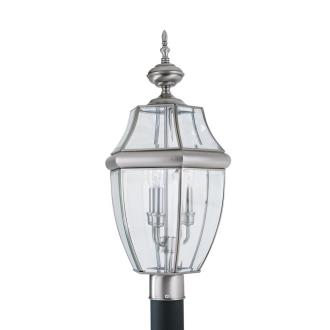 Sea Gull Lighting 8239-965 Lancaster - Three Light Post Lantern
