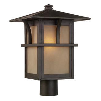 Sea Gull Lighting 82880BL-51 Medford Lakes - One Light Outdoor Post Lantern