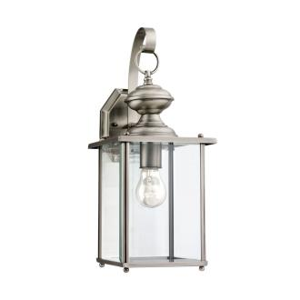 Sea Gull Lighting 8458-965 Jamestowne - One Light Outdoor Wall Lantern