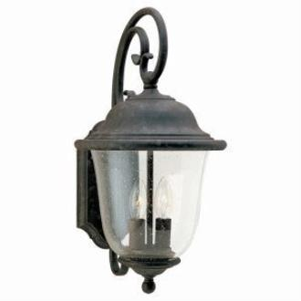 Sea Gull Lighting 8460-46 Two Light Wall Lantern