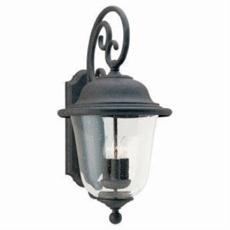 Sea Gull Lighting 8461-46 Three Light Outdoor Wall Fixture