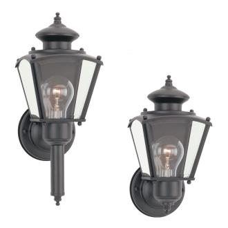 Sea Gull Lighting 8503-12 Single-light Classic Wall Lantern