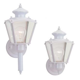 Sea Gull Lighting 8503-15 Single-Light Classic Wall Lantern