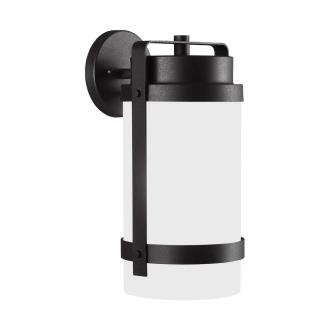 Sea Gull Lighting 8722401-12 Bucktown - One Light Outdoor Wall Lantern