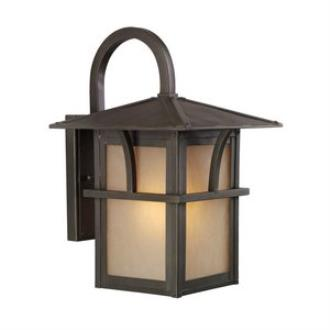 Sea Gull Lighting 88881-51 Medford Lakes - One Light Outdoor Wall Lantern