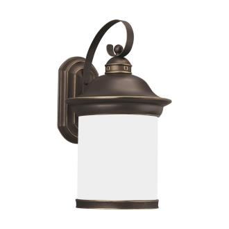 Sea Gull Lighting 89193BLE-71 Hermitage - One Light Outdoor Wall Sconce