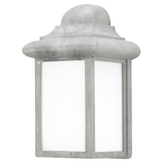 Sea Gull Lighting 8988PBLE-155 Single-Light Mullberry Hill Fluorescent Lantern