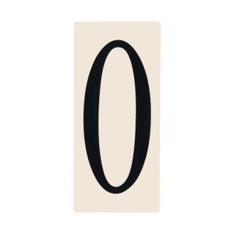 Sea Gull Lighting 90610-60 Address Light Number Tile