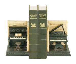 Sterling Industries 93-9080 Pair Hillside Avenue Bookends