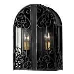 Seville Two Light Outdoor Wall Sconce - WI525242